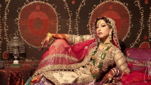 Hot lookning bride Meher Bukhari