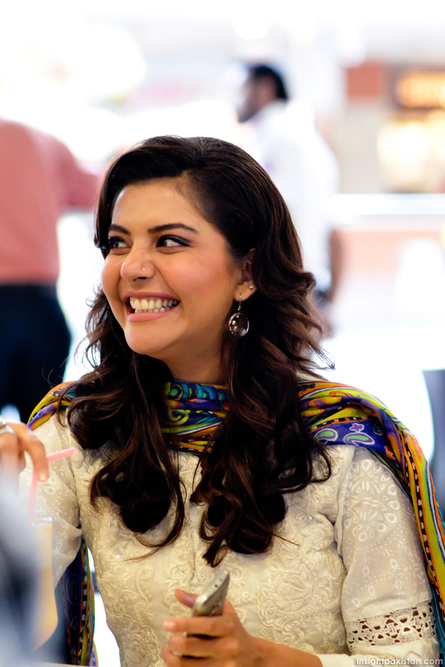 Nida Yasir Dresses http://www.insightpakistan.com/1897/nida-yasir-looks-beautiful-without-make-up/
