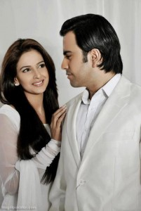 Saba Qamar and Junaid Khan
