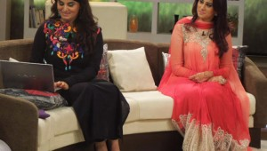 Madhia Naqvi & Samiah Khan on Geo Shaan Say