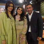 Madhia Naqvi, Shan & Samiah Khan on Geo TV