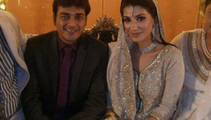 Naveen Waqar & Azfar Ali wedding pictures