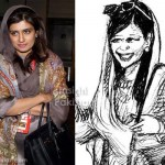 Hina Rabbani Khar funny cartoons