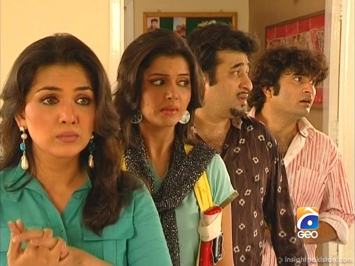 Nida Yasir Family http://www.insightpakistan.com/5220/danish-nawaz-spontaneous-comedy-actor/