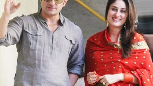 Kareena Kapoor & Saif Ali Khan wedding pictures