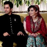 Junaid Khan wedding pictures