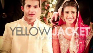 Syra Yousuf & Shehroz Sabzwari's beautiful wedding ceremony