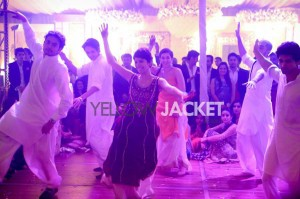 Syra Yousuf and Shehroz Sabzwari wedding