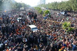 Dr. Tahirul Qadri's Long March