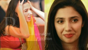 Mahira Khan at Atif Aslam and Sara Bharwana Mehndi