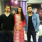 Sanam Saeed with Fawad Afzal Khan