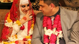 Ex-actress Sataesh Khan got married to Malik Noureed Awan