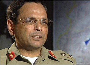 Major General Abbas