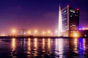 Dolmen Harbour Front, Karachi