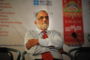 Ahmed Rashid at KLF