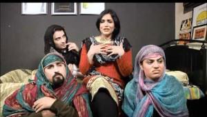 Maya Khan parody by Osman Khalid Butt
