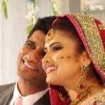 Maya Khan & husband Waseem Maulani
