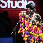 Sufi singer Sain Zahoor