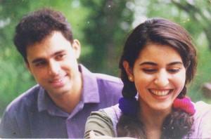 Shahnaaz Khawaja & Captain Abdullah Mehmood
