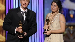 Sharmeen Obaid Chinoy & Daniel Junge