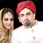 Annie Khalid & Malik Noureed Awan Nikha pictures