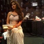 Saba Qamar in Lux- Style Awards 2012