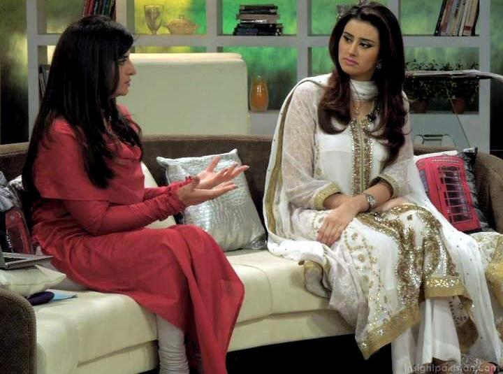 Madhia Naqvi & Samiah Khan on Geo Shaan Say