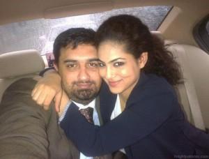 Annie Khalid & Malik Noureed Awan