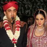 Annie Khalid & Malik Noureed Awan wedding
