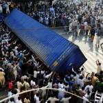 Anti-Islam movie protest in Pakistan