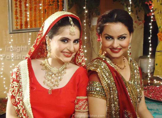 Shamoon javeria abbasi wedding pics