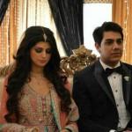 Goher Mumtaz & Anam Ahmad engagement