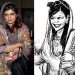 Hina Rabbani Khar funny cartoons