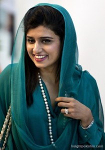 Hina Rabbani Khar hot love affair with  Bilawal Bhutto
