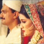 Shaista Wahidi wedding