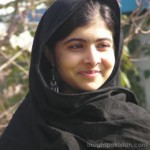 Malala Yousafzai from Swat Pakistan