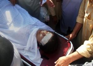 Malala Yousafzai taken to hospital