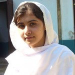 Malala Yousafzai from Swat valley
