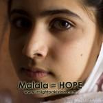 Malala Yousafzai is Pakistan's hope
