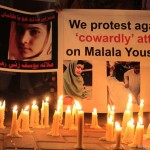 Malala Yousafzai support rallies in Pakistan