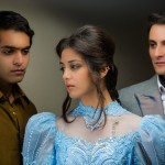 Maya Ali, Osman Khalid & Faizan Khawaja in Aik Nayee Cinderella