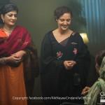 Saba Hameed & Hina Khawaja Bayat in Aik Nayee Cinderella