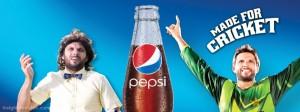 Shahid Afridi Pepsi advertisement