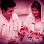 Syra Yousuf & Shehroz Sabzwari wedding