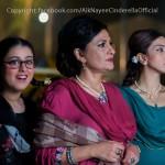 Warda Butt, Saba Hameed & Eshita Syed in Aik Nayee Cinderella