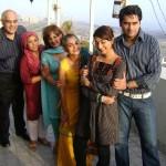 Hot Aisha Khan & Humayun Saeed