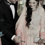 Hot Fatima effendi & Kanwar Arsalan wedding