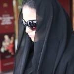 Veena Malik in Burqa