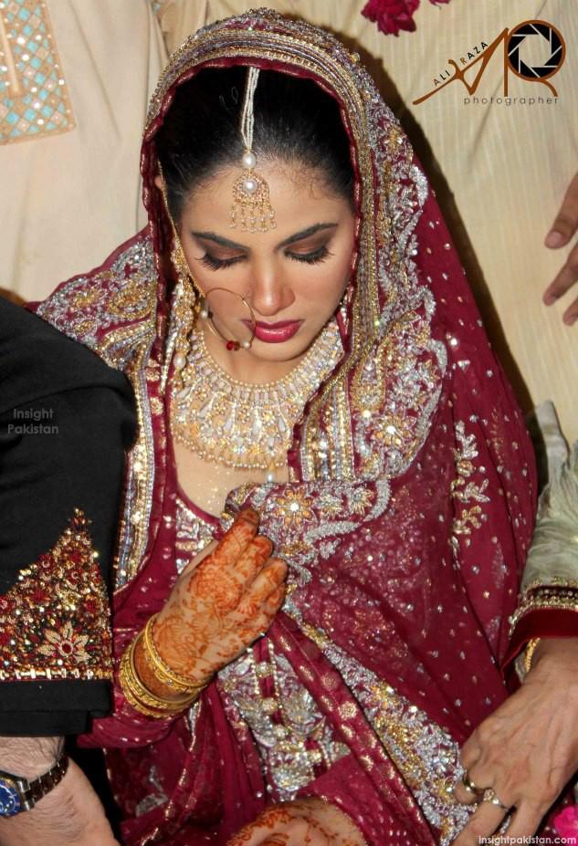 Malik noureed wedding