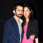 Mahirah Khan with husband Ali Askari